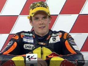 Mika KALLIO after race