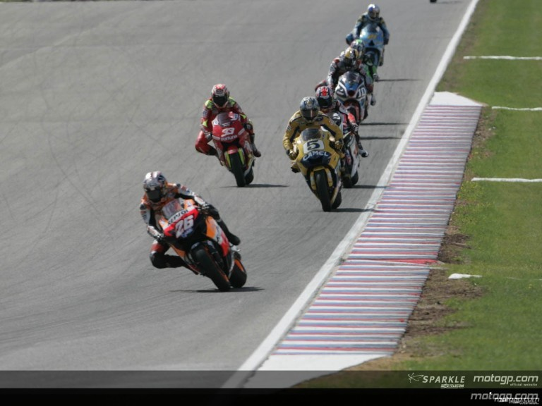 MotoGP - Circuit Action Shots - Gauloises Grand Prix Ceske Republiky