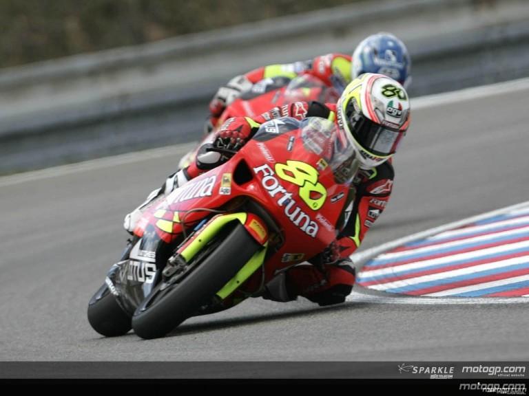 250cc - Circuit Action Shots - Gauloises Grand Prix Ceske Republiky