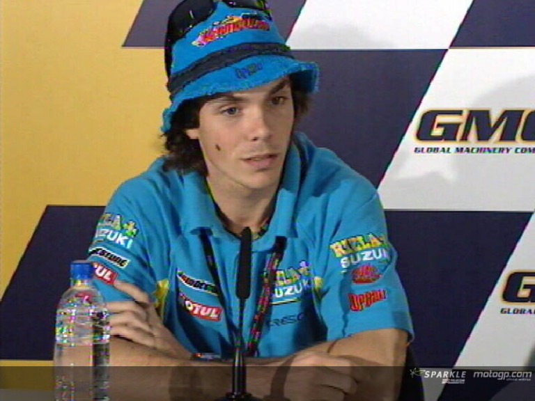 Chris VERMEULEN - Press Conference