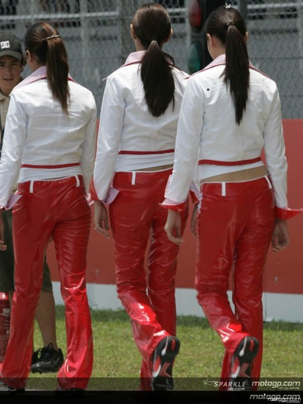 Paddock Girls - Sepang