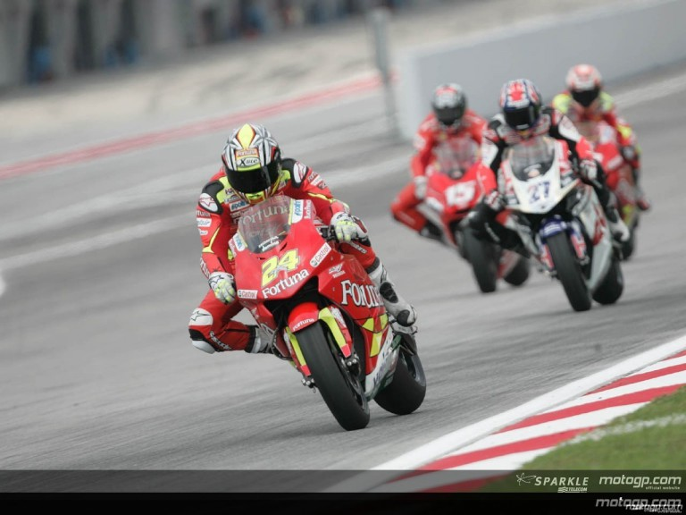MotoGP - Circuit Action Shots - Marlboro Malaysian Motorcycle Grand Prix
