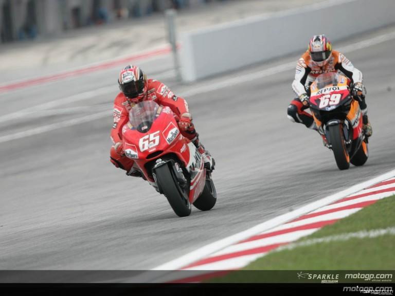 MotoGP - Circuit Action Shots - Marlboro Malaysian Motorcycle Grand Prix