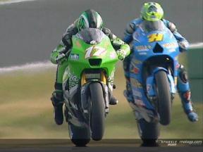 Vidéo Résumé  (FP2 MotoGP)