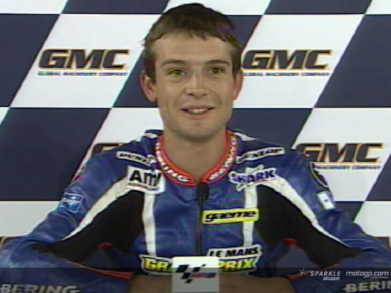 Sylvain GUINTOLI after QP2