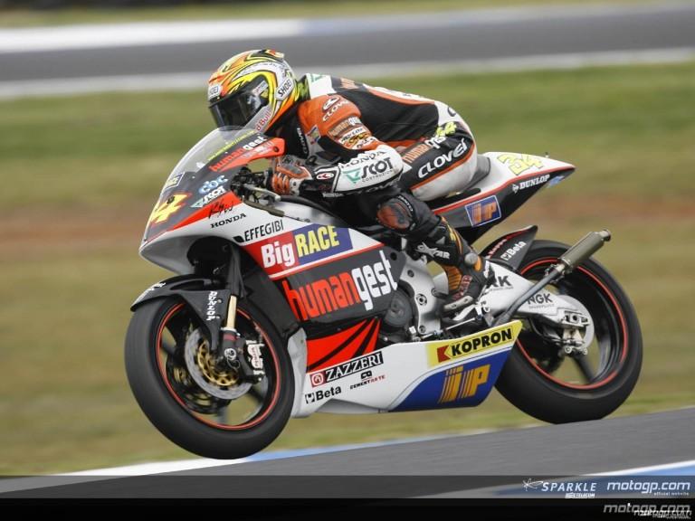 250cc - Circuit Action Shots - GMC Australian Grand Prix