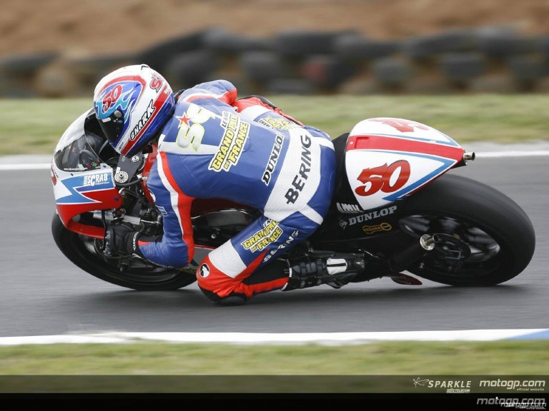 250cc - Circuit Action Shots - GMC Australian Grand Prix