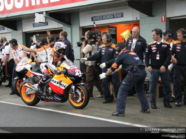 MotoGP - Circuit Action Shots - GMC Australian Grand Prix