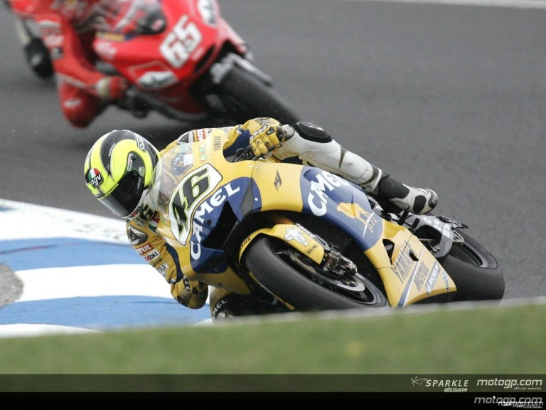 MotoGP - Circuit Action Shots - GMC Australian Grand Prix