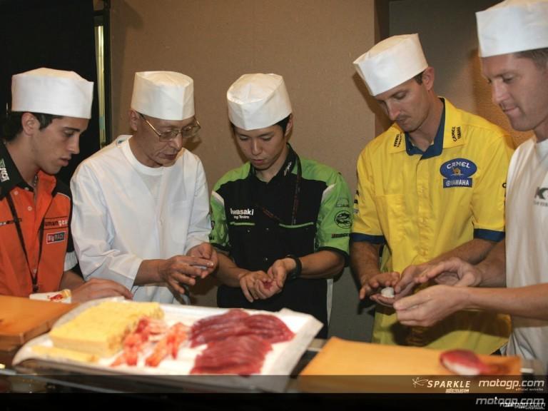 riders sushi