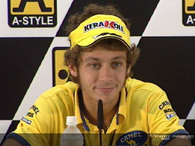 Valentino ROSSI - Press Conference