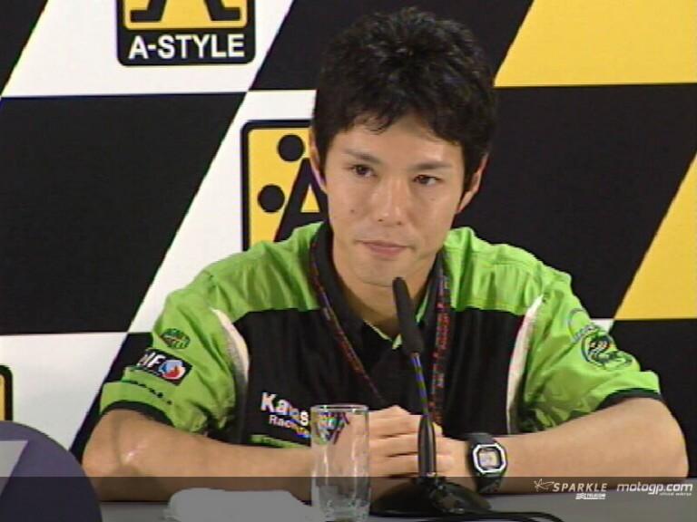 Shinya NAKANO - Press Conference