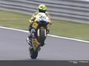 Video Highlights  (FP2 MotoGP)