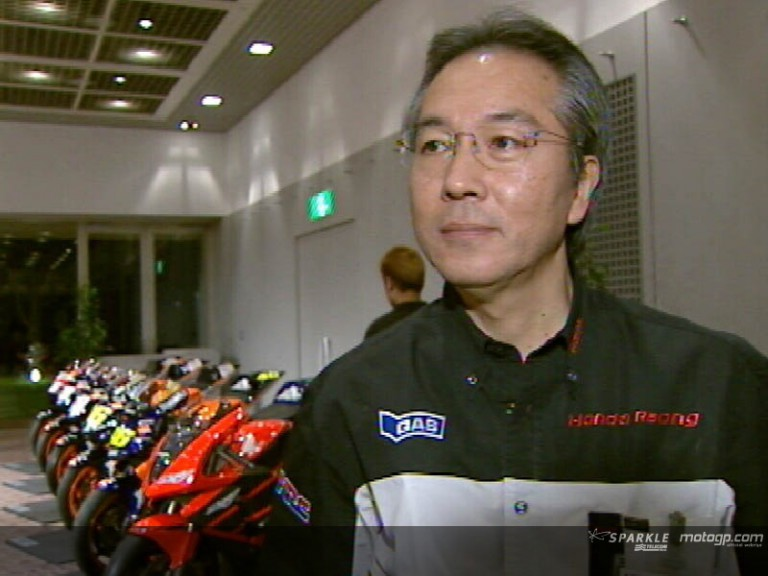 Honda present history lesson at Motegi