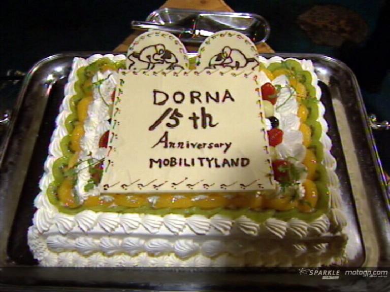 Paella party to celebrate anniversary