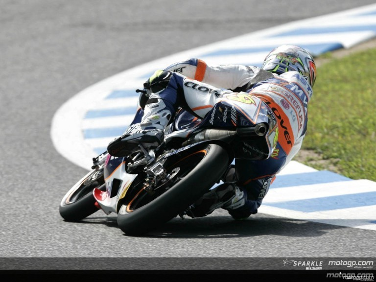 125cc - Circuit Action Shots - A-Style Grand Prix of Japan