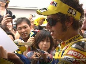 Los fans de MotoGP