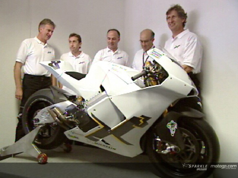 Ilmor unveil bike in Portugal