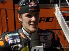 Mika KALLIO after QP1