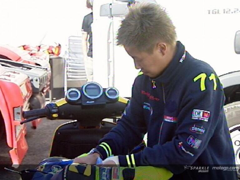 Koyama talks KTM