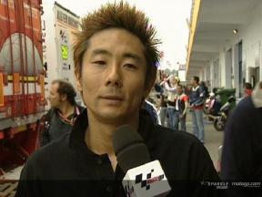 Taro SEKIGUCHI post gara