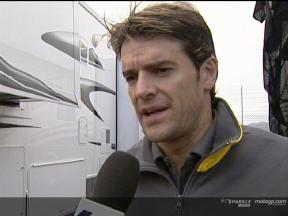 Carlos CHECA after race