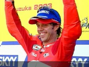 Ducati´s MotoGP debut
