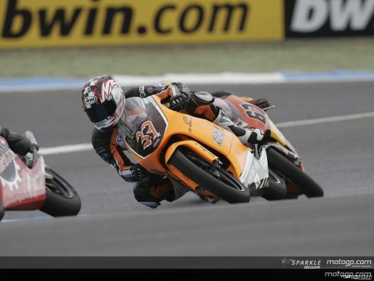 125cc - Circuit Action Shots - bwin.com Grande Premio de Portugal