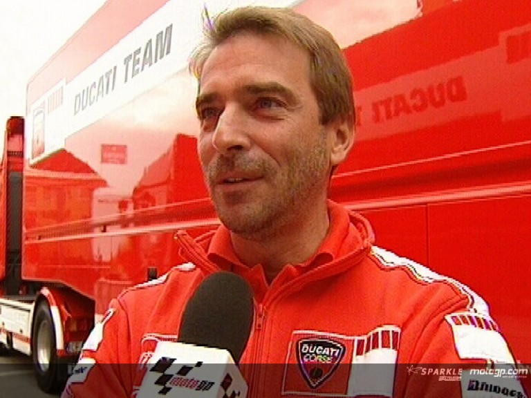 Livio Suppo on Ducati last news
