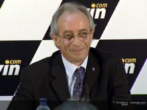 Vito Ippolito new FIM president
