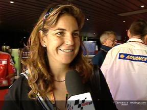 Arantxa Sánchez-Vicario en Valencia