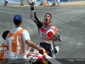 Nicky HAYDEN - 2006 World Champion