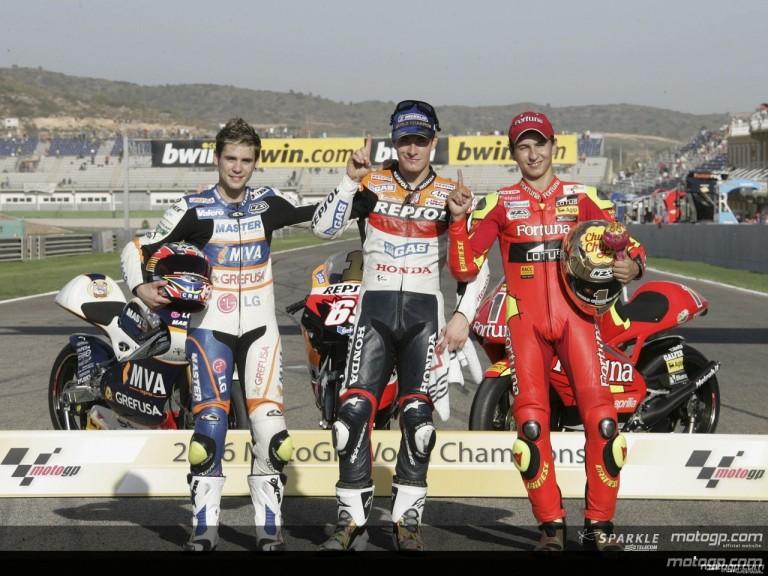 MotoGP - Circuit Action Shots - GRAN PREMIO bwin.com DE LA COMUNITAT VALENCIANA
