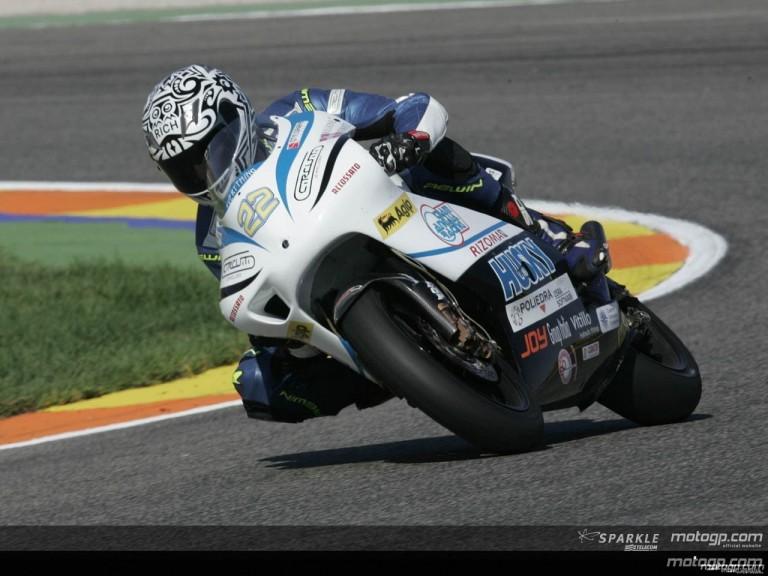 250cc - Circuit Action Shots - Circuit Action Shots - GRAN PREMIO bwin.com DE LA COMUNITAT VALENCIANA