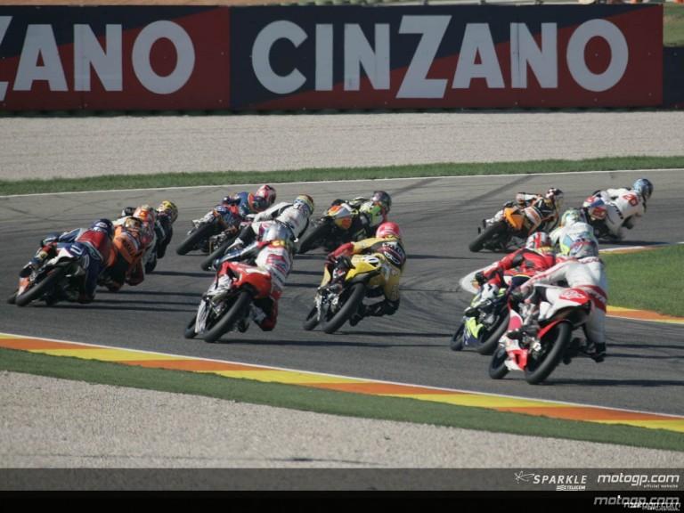 125cc - Circuit Action Shots - Circuit Action Shots - GRAN PREMIO bwin.com DE LA COMUNITAT VALENCIANA