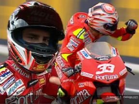 Marco Melandri 2006 season review