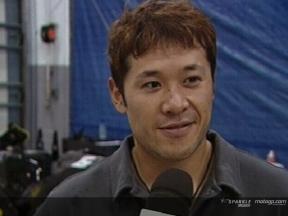 セパン合同テスト初日:玉田誠 インタビュー