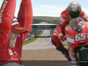 Capirossi leads the way in Jerez