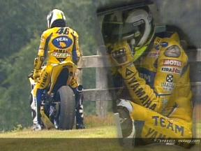 Misfortune hits Rossi again in France