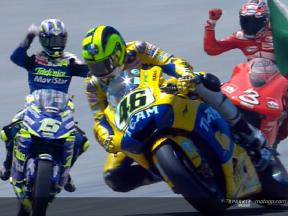 Hardest Rossi's rivals