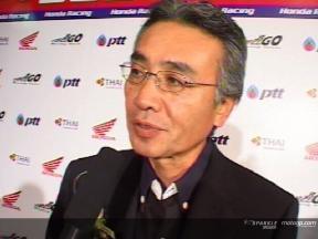 Zenjiro Sakurai, President A.P. Honda Thailand