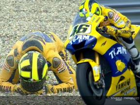 Rossi´s Assen Injury