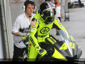 rossi pit out