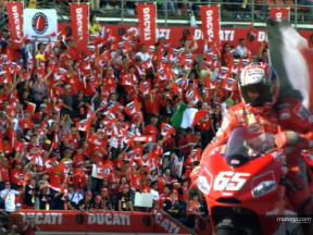 Capirossi repeats in Japan