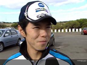 フィリップアイランド合同テスト2日目:中野真矢 インタビュー