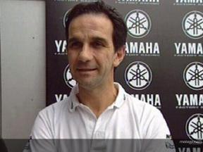 セパン合同テスト初日:D.ブリビオ インタビュー