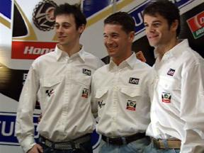 Checa y Laverty con Honda LCR en 2007