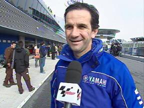 Rossi & Edwards turn heads in Jerez