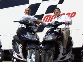 El Scooter de MotoGP