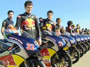 Rookies Cup Test in Valencia